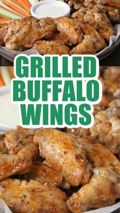 Chicken Drumstick Recipes, Chicken Wing Recipes, Easy Homemade Buffalo Sauce, Homemade Sauce, Grilling Recipes, Cooking Recipes, Healthy Recipes, Buffalo Recipe, 1200 Calorie Meal Plan