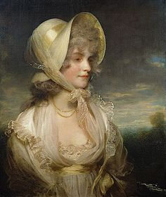 Honorable Lucy Byng by John Hoppner, late 18th c. (Frick collection - New York City, New York USA)