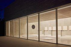 De Maria Pavilion | Gluckman Tang
