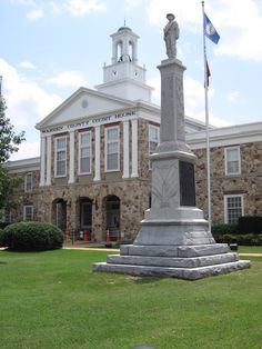 Warren County Court House-Front Royal, VA