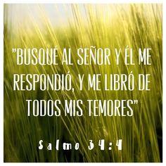 Salmo 34:4