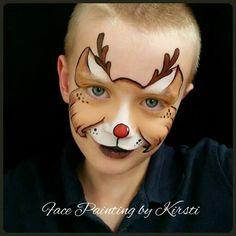 Rudolph deer - Animals - Christmas