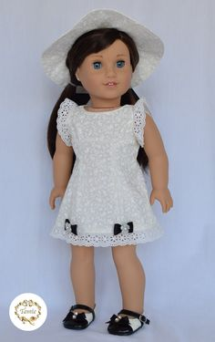 American girl doll clothes Special Occasion by PricessPrincess