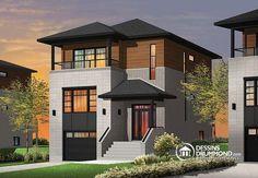 Plan De Maison No. W3473 De Dessinsdrummond.com