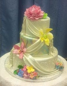 Professional Cake Decorating With Colette Peters