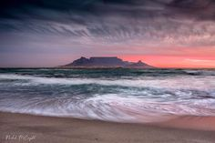 Sunsets really are proof that no matter what happens, every day can end beautifully! Thank you for having me share this weekend with you… No Matter What Happens, Cape Town South Africa, Table Mountain, Waves, Shit Happens, Day, Beach, Outdoor, Sunsets