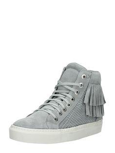 Poelman sneakers met franjes #tassleshoes #fringeshoes #sneakers