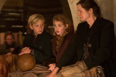 The Book Thief movie still--p.s., the trailer is out and it looks brilliant!!!