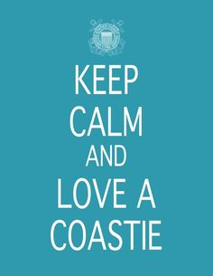 ...and love a Coastie
