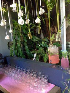 Pink lemonade @ Boheme Dermaviduals High Tea :-) www.bohemebeauty.com.au