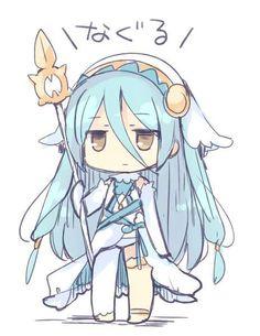(Aqua - FE: Fates) Cute!!