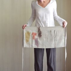 Palette Cafe Apron by untoldimprint on Etsy, $42.00I just love the colors!