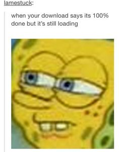 75 Funny SpongeBob Memes Suitable for Every Type of Mood You're In - Humor Funny Spongebob Memes, Stupid Funny Memes, Funny Relatable Memes, Funny Posts, The Funny, Funny Stuff, Funny Laugh, Funny Humor, Funny Things