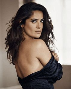 Image result for Salma Hayek Magazine Covers Whipped Cream