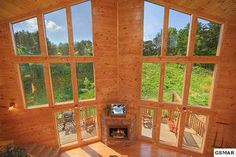 Price: $259,850    BRAND NEW LOG HOME WITH SUPERIOR CRAFTSMANSHIP FOR THE $$$ Lovely 2 BEDROOM, 2 BATH cabin within walking distance to Gatlinburg Public Golf Course. This well appointed floor plan feat...