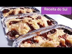 CUCA PERFEITA RÁPIDA FÁCIL E DERRETE NA BOCA ❤❤❤ - YouTube Churros, Pasta, Chocolate, Sweet Life, Bread Baking, Tiramisu, Macaroni And Cheese, Cupcake Cakes, Waffles