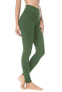 d039461088c824 Queenie Ke Women Yoga Leggings Pants Workout Running Peac... https://