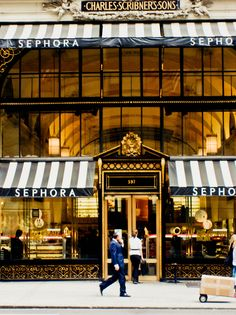 Sephora - Favourite store