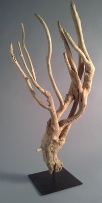 Sculpture bois flotté réf 102