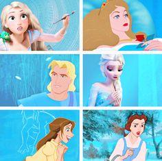 Disney + Cyan