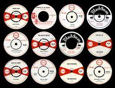 Island labels. Island Records, Bob Marley, Reggae, Jamaica, Graphic Design, Eat, Negril Jamaica, Visual Communication