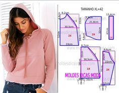 Este casaco esportivo feminino já foi testado por mim e encontra-se no tamanho M que corresponde em numeração ao 42 em Portugal e 44 no Brasil.