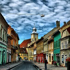 Colored Old Town Brasov, Romania Between Two Worlds, Around The Worlds, Brasov Romania, The Beautiful Country, Medieval Castle, Bucharest, Second World, Historical Sites, Old Town