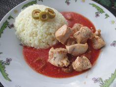 Kuracie kúsky s talianskou omáčkou - Jedlá a recepty pre deti - Receptypredeti.eu