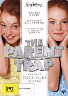 The Parent Trap  I love it! Es un placer culposo, ¿Qué le hacemos?