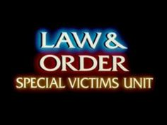Law and Order SVU  Theme