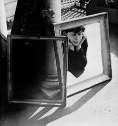Autoportrait, Florence Henri, 1936