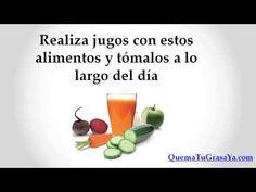 Como Desintoxicar el Higado - YouTube www.quematugrasaya.com