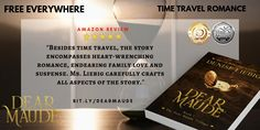 @denisewithwords - Twitter Search Amazon Reviews, Share The Love, Family Love, Banner Design, Free Ebooks, Time Travel, Work On Yourself, The Book, Twitter Sign Up