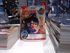 Desdemona Metus special volume for 2014 Comic Conventions, Comics, World, The World, Comic, Cartoons, Cartoon, Comic Books, Graphic Novels