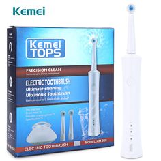Original Lansung Ultrasonic Sonic Electric Toothbrush Usb Charge Rechargeable Tooth Brushes With 4 Pcs Replacement Heads Timer Brush Promote The Production Of Body Fluid And Saliva Personal Care Appliances Electric Toothbrushes