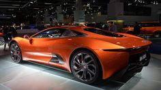 Amazing Jaguar Cx75 Spectre   Google Search · JaguarFantasyConcept CarsGoogle ...
