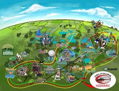 maps of parks - Google Search