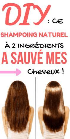 Comment avoir les cheveux plus souples et volumineux en 5 min ? Shiny Hair, Dark Hair, Beauty Care, Beauty Hacks, Curly Hair Styles, Natural Hair Styles, Baking Soda Shampoo, Dry Shampoo, Brittle Hair