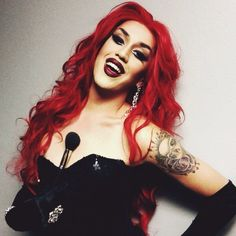 Adore Delano is so good at drag that I can't even tell she's a man. I would never have guessed. #sickening