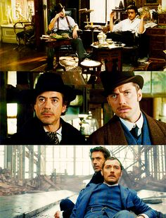 """""""Get whatever's in your hand out of my face.""""  """"Meat or potatoes?"""" """"My ten minutes are up."""" """"Watson, what HAVE you done?"""""""