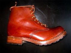 Custom Fell boot from Julian. Just love these to death.