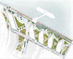 Upper Riverside landscaping plans [Gross Max Landscape Architects]