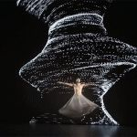 The Movement of Air: A New Dance Performance Incorporating Interactive Digital Projection from Adrien M