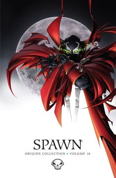 Spawn Origins Collection Vol. 18 - Comics by comiXology Comic Book Characters, Comic Book Heroes, Marvel Heroes, Comic Character, Comic Books Art, Comic Art, Spawn Comics, Bd Comics, Spawn 1
