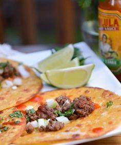 Street Tacos - HealthNut Nation
