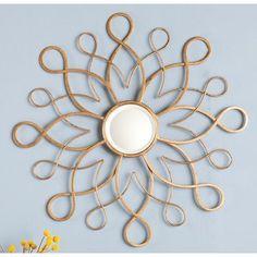 Wildon Home  Lockwood Decorative Wall Mirror
