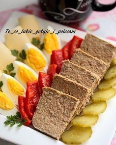 Polish Recipes, Nutella, Sandwiches, Food And Drink, Impreza, Finger Sandwiches
