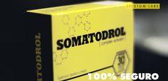 O que é Somatodrol?  O Somatodrol da Iridium Labs é o suplemento ZMA alimentar que promete favorecer a queima de gorduras e o aumento de massa muscular. Com composição é 100% natural, o produto é especialmente