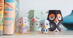 Lona de Anna: PAPER PROJECTS