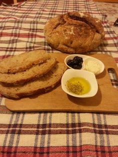 eksi mayali ekmek/ sourdough bread